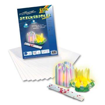 Creativ Discount Lampenschirm-Folie 5 Bg. 50x70cm