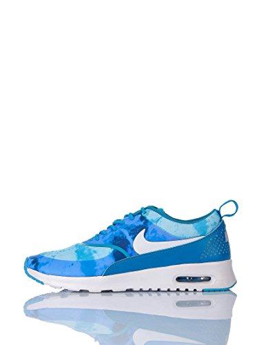 air max thea blau weiß