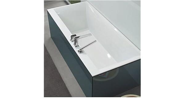 Vasche Da Bagno Villeroy E Boch Prezzi : Villeroy boch squaro vasca da bagno quaryl ubq sqe dv