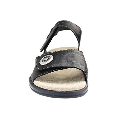 Semler HEIKE H1025012001 femmes Sandales Noir