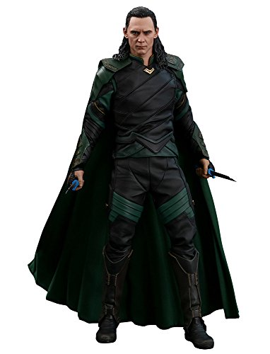 Hot Toys Movie Masterpiece - Thor Ragnarok - Loki