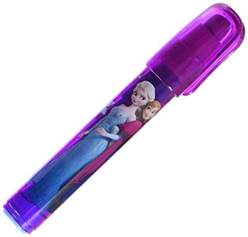 Disney Frozen (Eiskönigin) - Radiergummis in Stiftform + Dosenspitzer