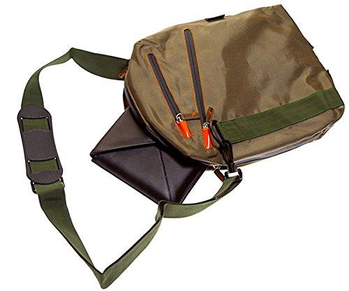 UltimateAddons Sling Reise Schultertasche für Asus c100Pa 25,7cm Chromebook Flip -