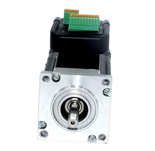 Motor-low-voltage-control-system (NEMA23 2Nm 283oz.in Integrierter Closed-Loop-Schrittmotor mit Treiber 36VDC JMC iHSS57-36-20)