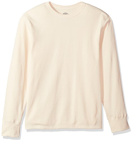weight Cotton Thermal Top Thermo-Unterwäsche, Oberteil, Natur, Large Hoch ()
