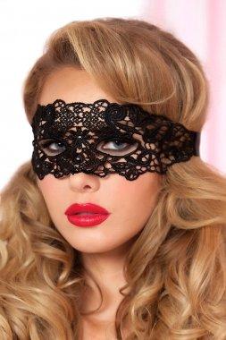 Tinksky Fashion Spitze Halloween (Halloween Politische Masken)