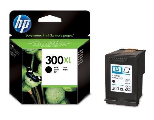 HP 300X L Black Ink Cartridge