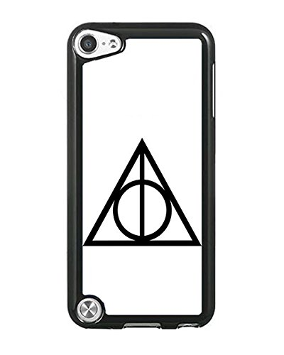 Film Harry Potter Deathly Hallows Logo Case For IPod Touch 5th, Simple Fit For IPod Touch 5th (Ipod Mate)