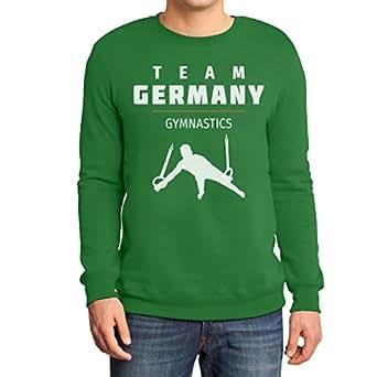 Gymnastics Team Germany – Deutschland Turner Rio Sweatshirt