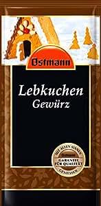 Ostmann LEBKUCHEN - GEWÜRZ (15 g) QUALITÄTS GARANTIE