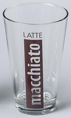 Latte Macchiato Glas LATTE MACCHIATO GLAS 30CL 299662 (Liefermenge=2)