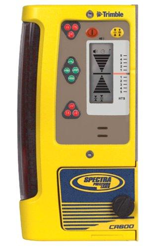 Spectra Precision CR600 - Receptor de máquina
