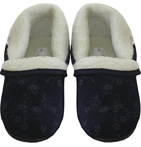 Dr KellerGlenda - Pantofole da ragazza' donna Navy