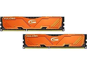 Team Vulcan - DDR3 - 16 GB : 2 x 8 GB - DIMM 240-pin