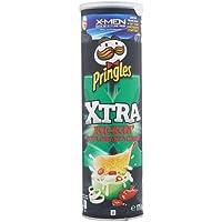 Pringles Xtra - Kickin 'Panna Acida E Cipolla (175g)