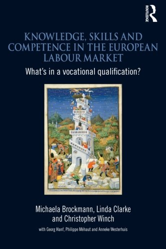 Knowledge, Skills and Competence in the European Labour Market
