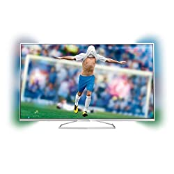 "121.92 cm (48 "") LED Full HD, 3D, 1920 x 1080, 400 Hz, 350 cd/m2, Smart TV, Wi-Fi, CI+, HDMI, SCART, RJ-45, Audio L/R in, S/PDIF, 11 kg"