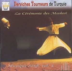 Musique Soufi /Vol.1 : Derviches Tourneurs De Turquie [Import anglais]