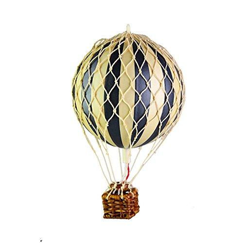 Authentic Models - Dekoballon - Ballon Schwarz - 32 cm Durchmesser - Sonderedition - Limitiert