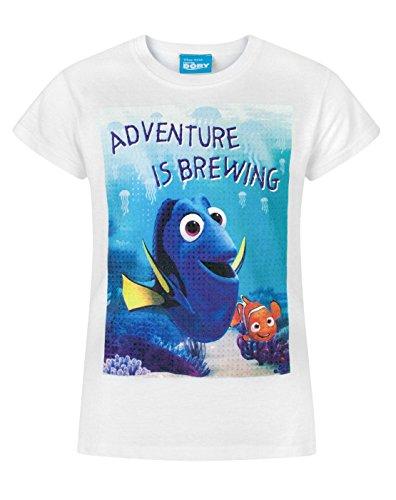 Finding Dory Adventure Girl's T-Shirt