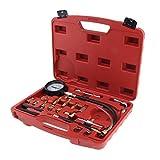 SM SunniMix Kraftstoff Einspritzpumpe Manometer Test Kit Druckluftmessgerät Druck Messer