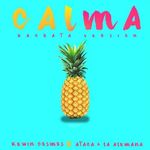 Calma (feat. Ataca & La Alemana) - Kewin Cosmos
