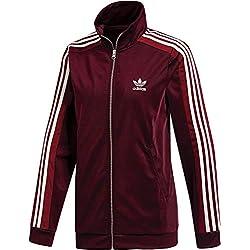 Adidas Adibreak TT Chubasquero Para Mujer Color Rojo Talla 34