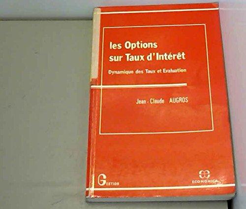 Les Options sur Taux d'Intérêt