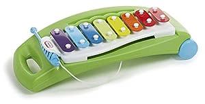 little tikes Tap-a-Tune Xylophone Instrumento Musical de Juguete Xilófono - Juguetes Musicales (Instrumento Musical de Juguete, Xilófono, 2 año(s), Niño/niña,, CE)
