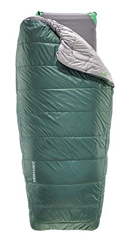 Outdoor-quilt (Therm-A-Rest Apogee Quilt Größe regular cilantro-gray)