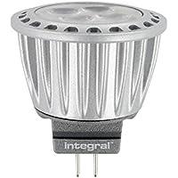 Faretto LED integrale MR11, 3,7 Watt, bianco