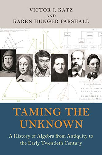 Taming the Unknown: A History of Algebra from Antiquity to the Early Twentieth Century (English Edition)
