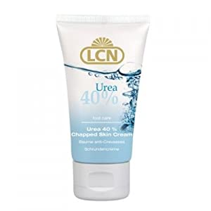 LCN Urea 40 % Hornhaut Fußcreme – 50 ml