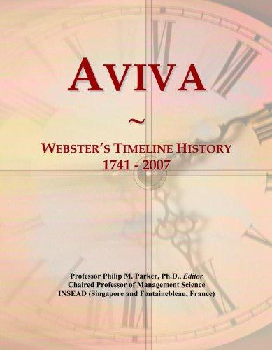 aviva-websters-timeline-history-1741-2007