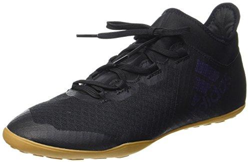 adidas Herren X Tango 17.3 in Fußballschuhe, Schwarz (Core Black/Core Black/Core Black), 42 EU (Serie Herren-schuhe)