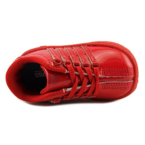 K-Swiss Classic VN Lackleder Turnschuhe Red Ribbon/Red Ribbon