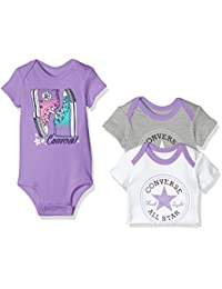 Kids' clothing & accessories Converse From adorable baby clothing to the coolest tracksuits and high tops, the latest range of kids' Converse shoes and clothing .