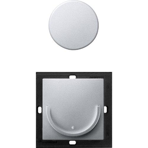 Merten 508060 Funk-Taster CONNECT, Move, aluminium, System M