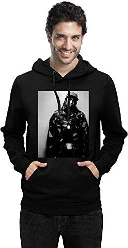 Preisvergleich Produktbild NAS Camouflage Mens Hoodie Large