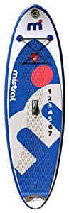 Mistral Kinder Inflatable Standup Paddel Board Children, mistral-blau, weiss & grau, 8'6, 11-7000-086
