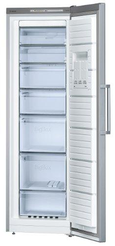 Bosch GSN36VL30 Serie 4 Gefrierschrank / A++ / Gefrieren: 237 L / Inox-look / No Frost / Super-Gefrieren -