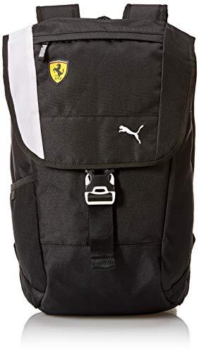 Puma Herren Scuderia Ferrari Fanwear Backpack Rucksäcke, schwarz, Einheitsgröße - Puma Top Gear
