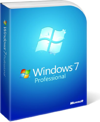Microsoft Windows 7 Professional - Software Sistema Operativo, 64-bit