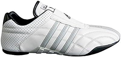 adidas - Zapatillas de artes marciales para hombre blanco blanco