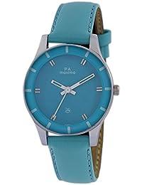 Maxima Analog Blue Dial Women's Watch - 41282LMLI