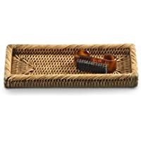 Decor Walther Basket KS D pettine guscio – Rattan scuro