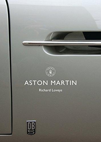 Aston Martin (Shire Library)