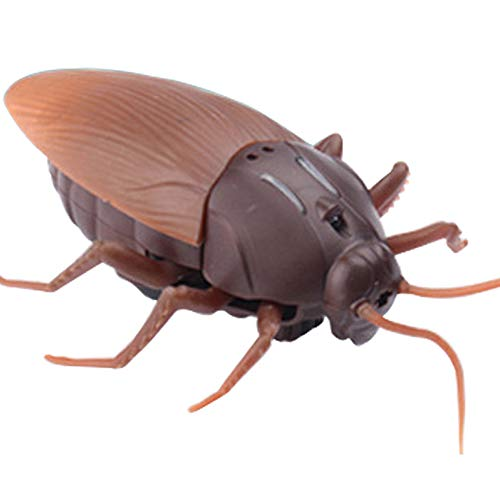 Dewanxin Control Remoto Juguetes De Control Remoto Infrarrojo Cucaracha La Cucaracha / Spider / Ant ExtrañA SimulacióN Bebé PequeñO Juguete para 2 3 4 5 AñOs Unsix
