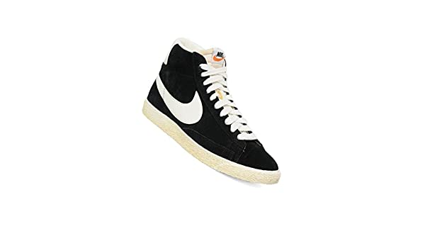 Nike Baskets Blazer High Vintage Noir 375722.001 Noir