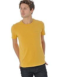Chevignon Tee Shirt Bectc002 jaune chine